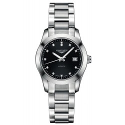 Buy Longines Ladies Watch Conquest Classic Automatic L22854586