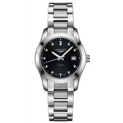 Buy Longines Ladies Watch Conquest Classic L22854586 Automatic