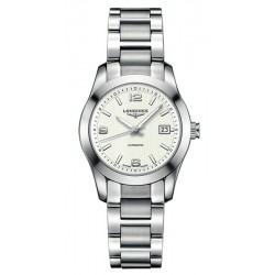 Buy Longines Ladies Watch Conquest Classic Automatic L22854766