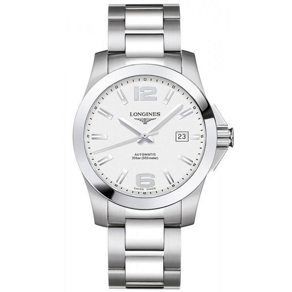 Buy Longines Men's Watch Conquest L36774766 Automatic