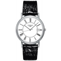 Longines Men's Watch La Grande Classique Presence L47904112 Quartz