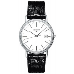 Longines Men's Watch La Grande Classique Presence L47904122 Quartz