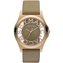 Marc Jacobs Ladies Watch Henry Skeleton MBM1245