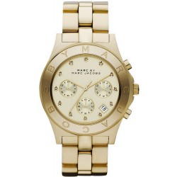 Buy Marc Jacobs Ladies Watch Blade MBM3101 Chronograph
