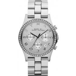 Buy Marc Jacobs Ladies Watch Henry MBM3104 Chronograph