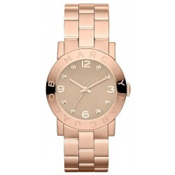 Buy Marc Jacobs Ladies Watch Amy MBM3221