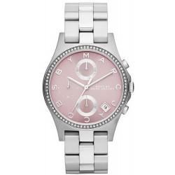 Buy Marc Jacobs Ladies Watch Henry MBM3297 Chronograph