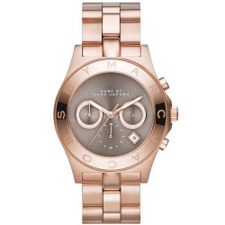 Buy Marc Jacobs Ladies Watch Blade MBM3308 Chronograph
