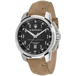 Buy Maserati Men's Watch Successo R8851121004 Quartz