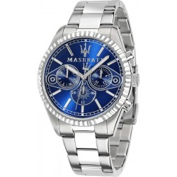 Buy Maserati Men's Watch Competizione Quartz Multifunction R8853100009