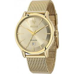 Maserati Men's Watch Epoca R8853118003 Quartz