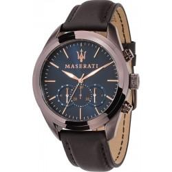 Buy Maserati Men's Watch Traguardo R8871612008 Quartz Chronograph