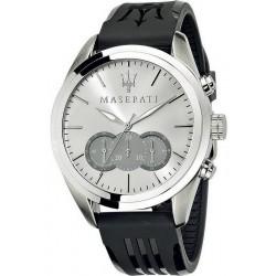 Buy Maserati Men's Watch Traguardo R8871612012 Quartz Chronograph