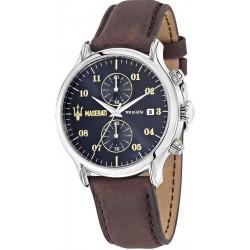 Buy Maserati Men's Watch Epoca R8871618001 Quartz Chronograph