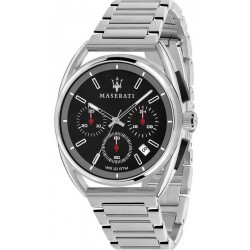 Buy Maserati Men's Watch Trimarano Quartz Chronograph R8873632003
