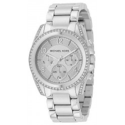 Buy Michael Kors Ladies Watch Blair MK5165 Chronograph