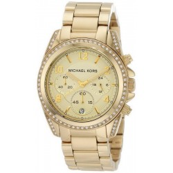Buy Michael Kors Ladies Watch Blair MK5166 Chronograph