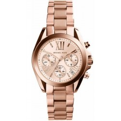 Michael Kors Ladies Watch Mini Bradshaw MK5799 Chronograph