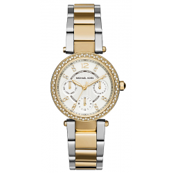 Michael Kors Ladies Watch Mini Parker MK6055 Multifunction