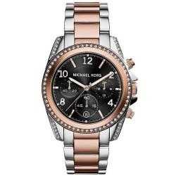 Michael Kors Ladies Watch Blair MK6093 Chronograph