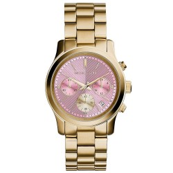 Michael Kors Ladies Watch Runway MK6161 Chronograph