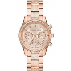 Michael Kors Ladies Watch Ritz MK6598 Chronograph