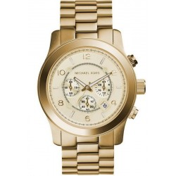 Michael Kors Men's Watch Runway MK8077 Chronograph
