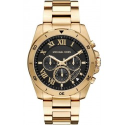 Michael Kors Men's Watch Brecken MK8481 Chronograph