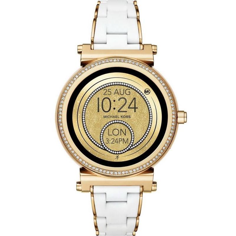 983131584f46 Michael Kors Access Ladies Watch Sofie Smartwatch MKT5039 - New ...