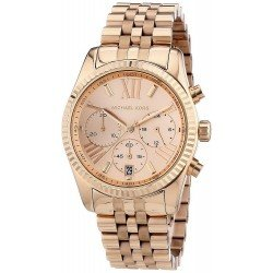 Buy Michael Kors Ladies Watch Lexington MK5569 Chronograph