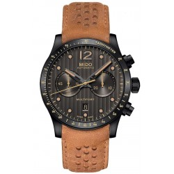 Buy Mido Men's Watch Multifort Adventure Automatic Chronograph M0256273606110
