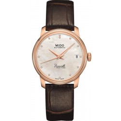 Buy Mido Ladies Watch Baroncelli III Heritage M0272073610600 Automatic