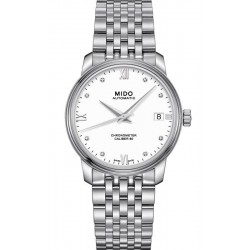 Buy Mido Ladies Watch Baroncelli III COSC Chronometer Automatic M0272081101600