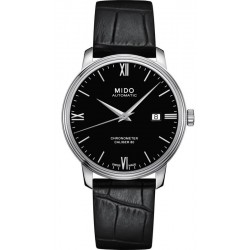 Buy Mido Men's Watch Baroncelli III COSC Chronometer Automatic M0274081605800