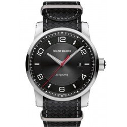 Buy Montblanc TimeWalker Urban Speed Date e-Strap Automatic Men's Watch 113850