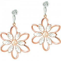 Buy Morellato Ladies Earrings Fioremio SABK27