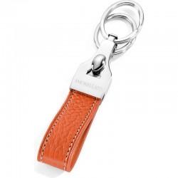 Buy Morellato Men's Keyring SU0619 Orange Leather