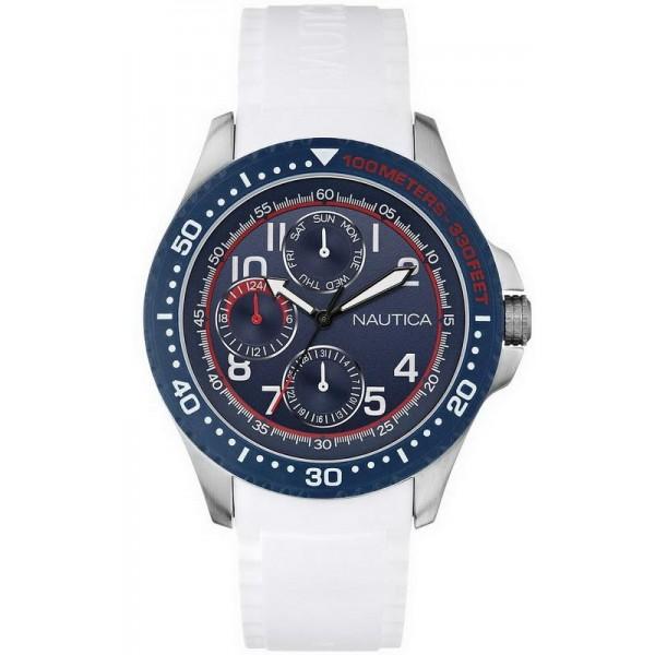 Buy Nautica Men's Watch NSR 200 Multifunction A13683G
