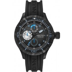 Buy Nautica Men's Watch BFD 100 Multifunction A16681G