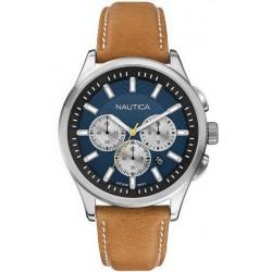 Nautica Men's Watch NCT 17 A16695G Chronograph