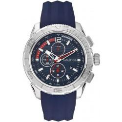 Nautica Men's Watch NST 101 A18724G Chronograph