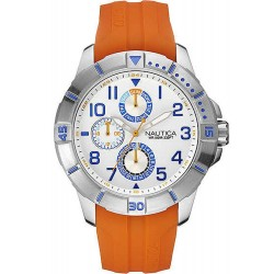 Nautica Men's Watch NSR 300 NAI12507G Multifunction