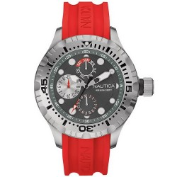Buy Nautica Men's Watch BFD 100 Multifunction NAI15007G