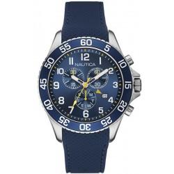 Nautica Men's Watch NST 19 Chronograph NAI15501G
