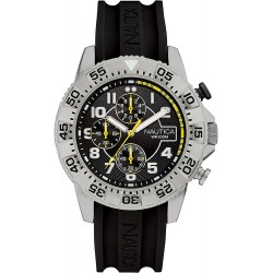 Nautica Men's Watch NSR 104 NAI16510G Chronograph