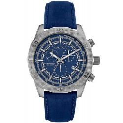Nautica Men's Watch NST 11 NAI16526G Chronograph