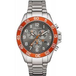 Nautica Men's Watch NST 19 NAI17511G Chronograph