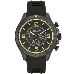 Nautica Men's Watch NST 450 Abyssum NAI19526G Chronograph