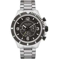 Nautica Men's Watch NST 450 Abyssum NAI21506G Chronograph