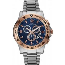 Nautica Men's Watch NST 600 NAI22503G Chronograph